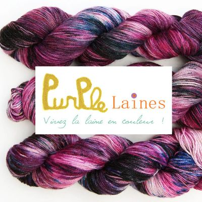 Purple Laines